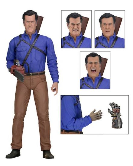 NECA Ash vs Evil Dead Ultimate Ash 7-Inch Action Figure
